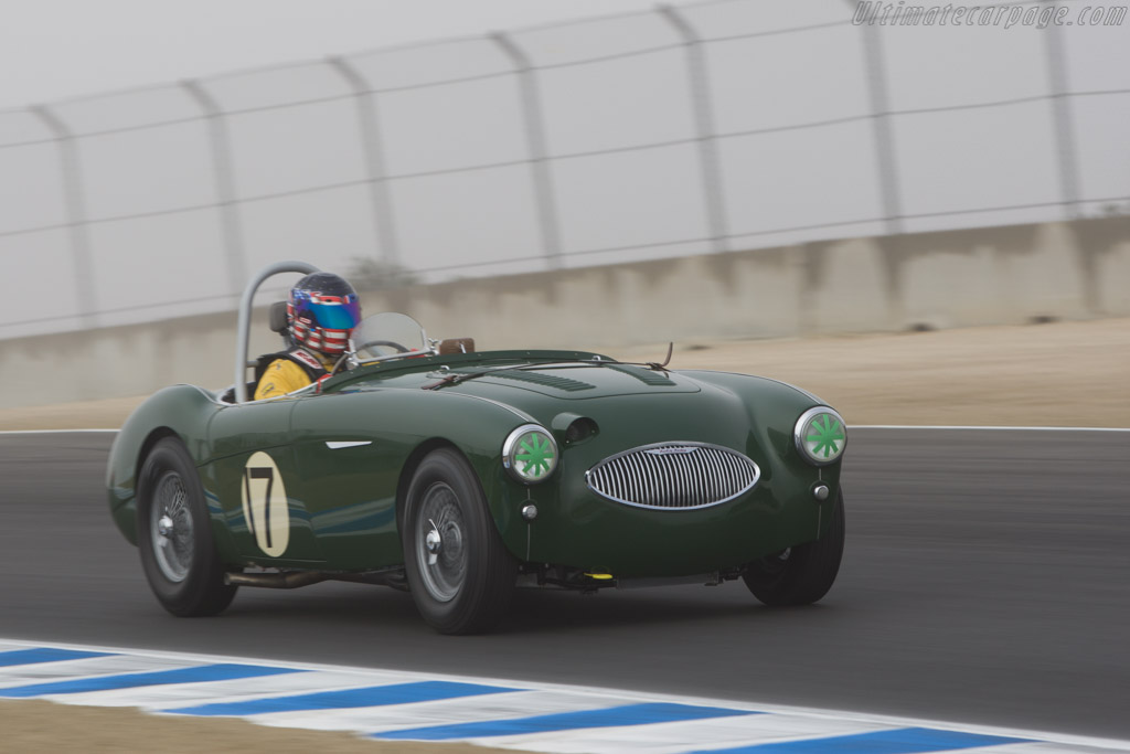Austin Healey 100S - Chassis: AHS 3805   - 2008 Monterey Historic Automobile Races