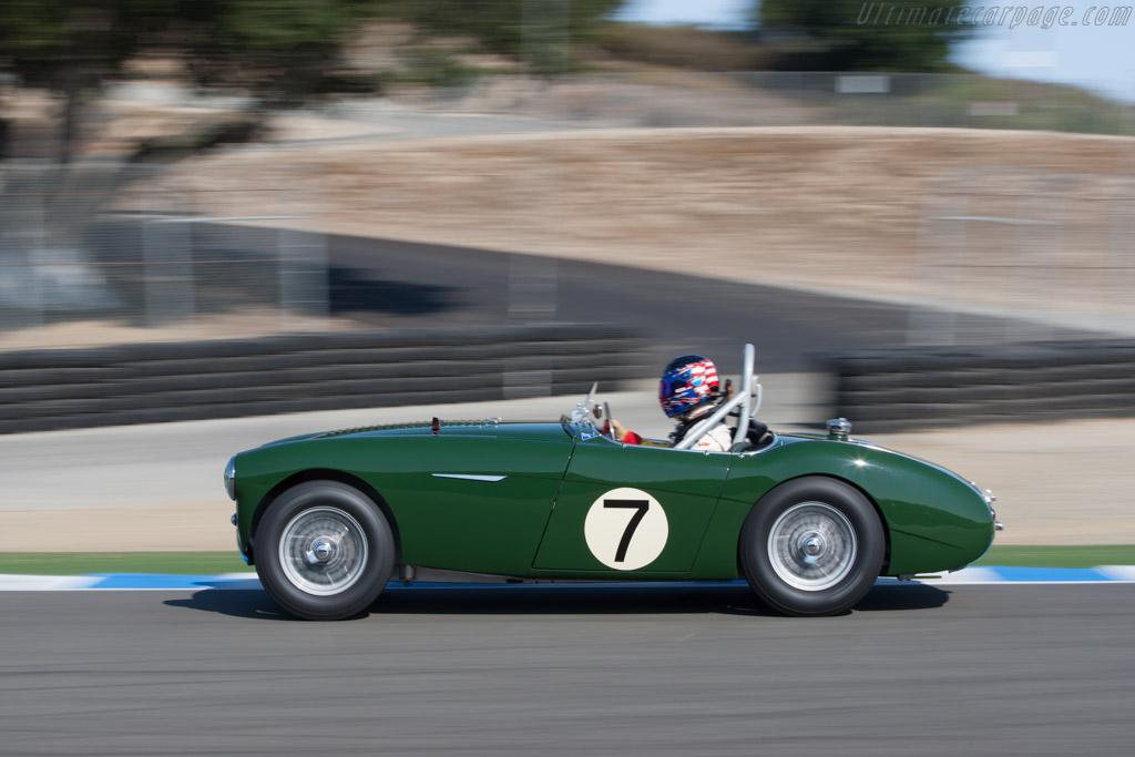 Austin Healey 100S - Chassis: AHS 3805   - 2009 Monterey Historic Automobile Races