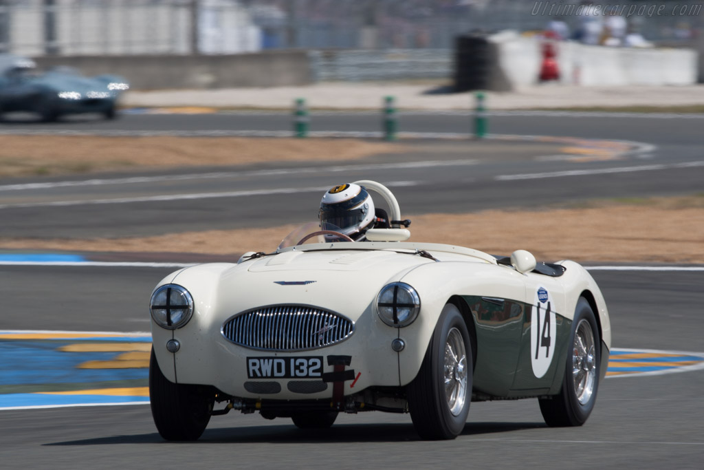 Austin Healey 100S - Chassis: AHS 3702   - 2009 24 Hours of Le Mans