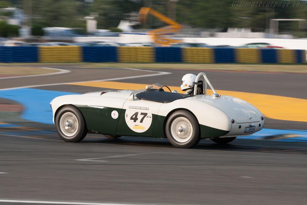 Austin Healey 100S - Chassis: AHS 3702   - 2010 Le Mans Classic