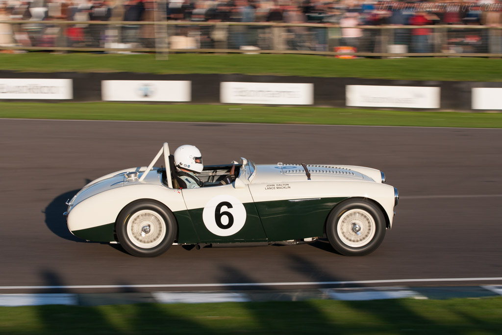 Austin Healey 100S - Chassis: AHS 3702   - 2011 Goodwood Revival