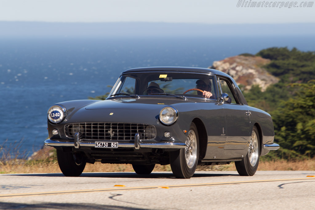 Click here to open the Ferrari 250 GT Coupe gallery