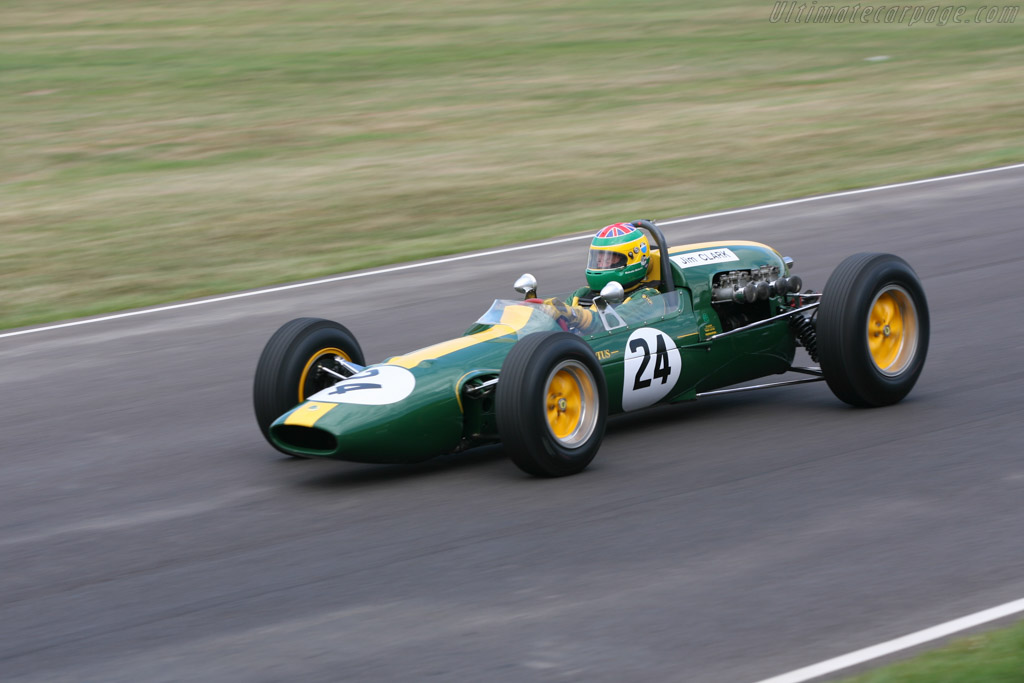 Lotus 32B Climax - Chassis: 32-F2-7   - 2006 Goodwood Revival