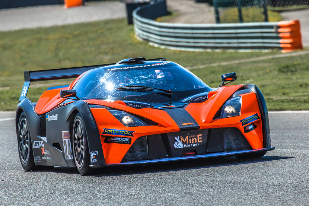 Click here to open the KTM X-Bow GTR gallery