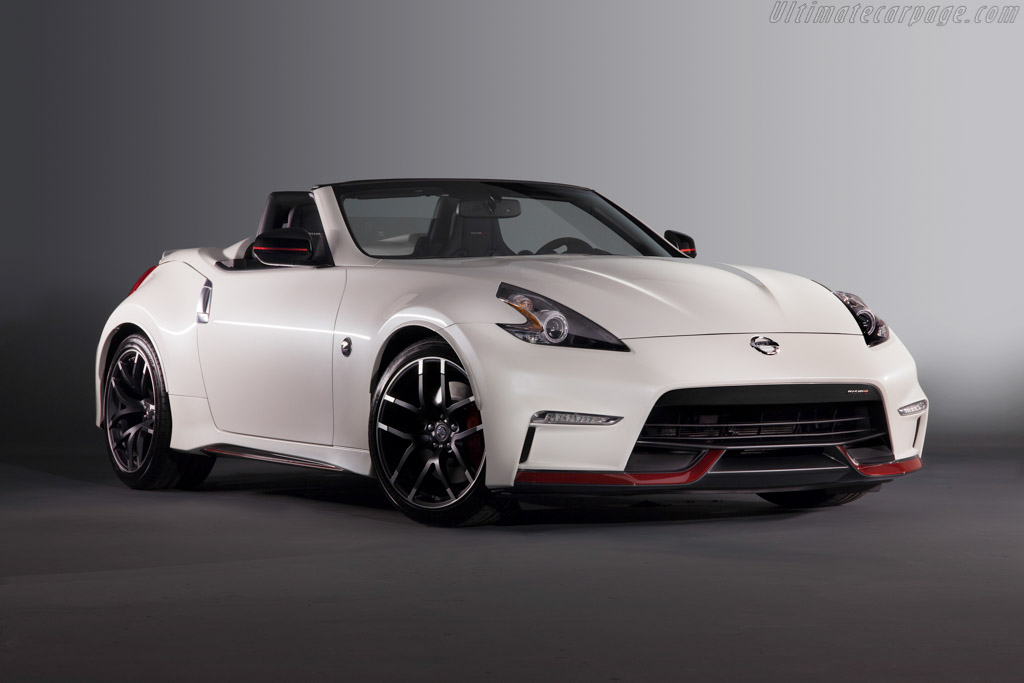 Click here to open the Nissan 370Z Nismo Roadster Concept gallery