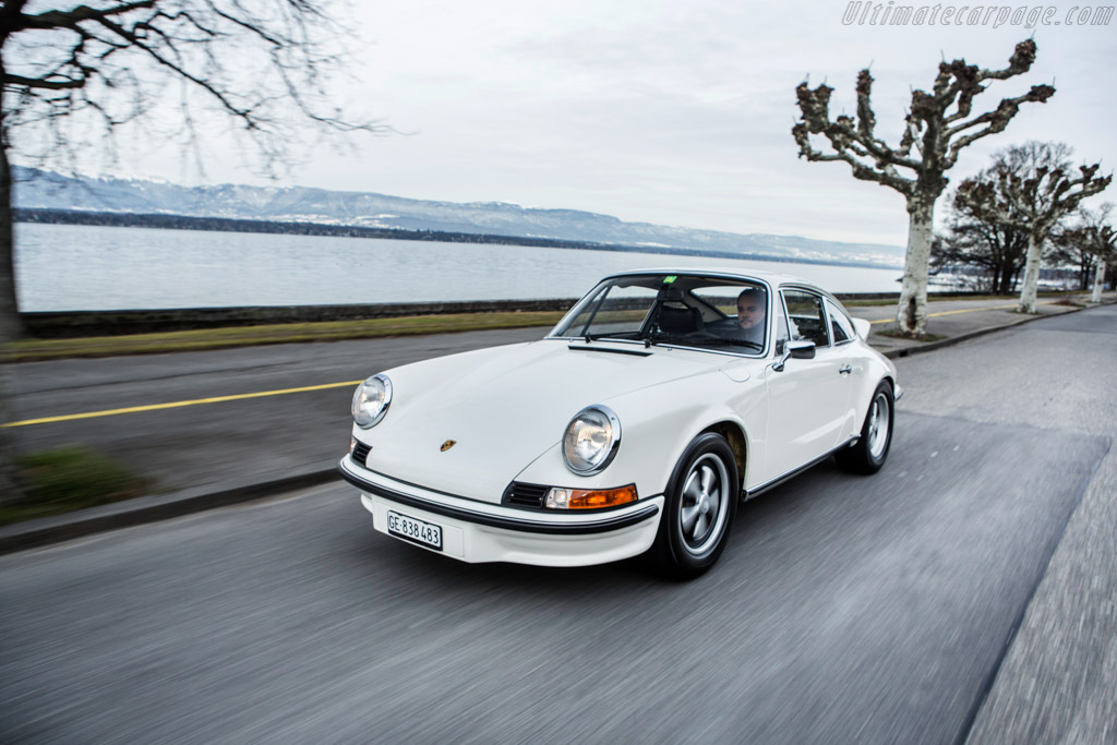 Porsche 911 Carrera RS 2.7 Touring