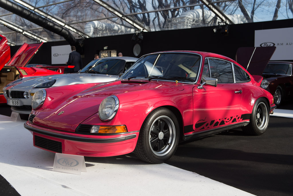 1973 1974 Porsche 911 Carrera Rs 2 7 Touring Images Specifications And Information