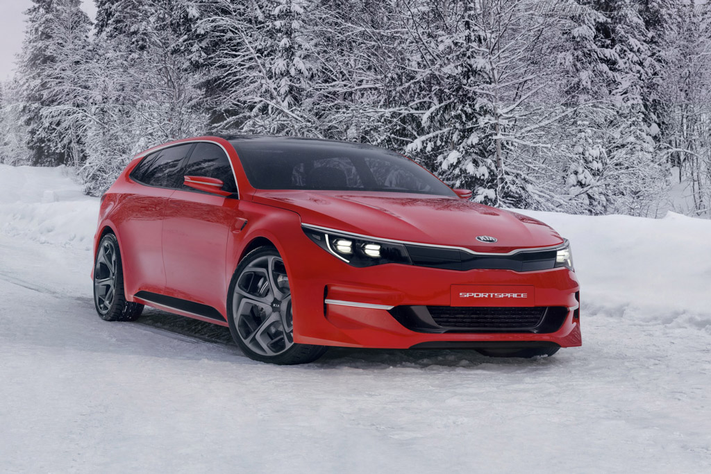Click here to open the Kia Sportspace Concept gallery