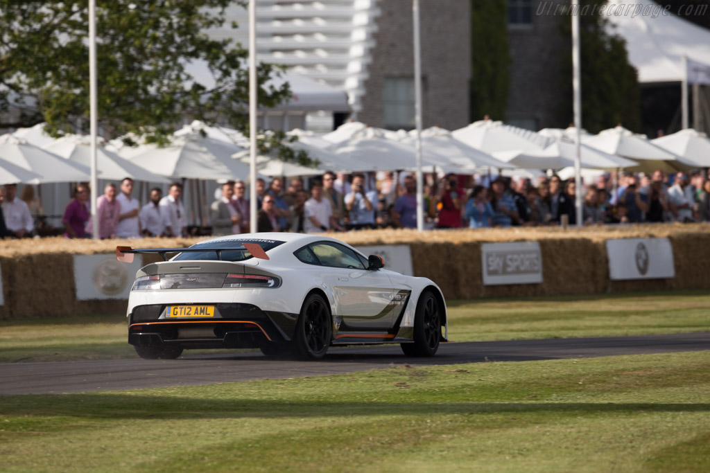 Aston Martin V12 Vantage GT12 Special Edition - Chassis: SCFGKBJYXGPX87101   - 2015 Goodwood Festival of Speed