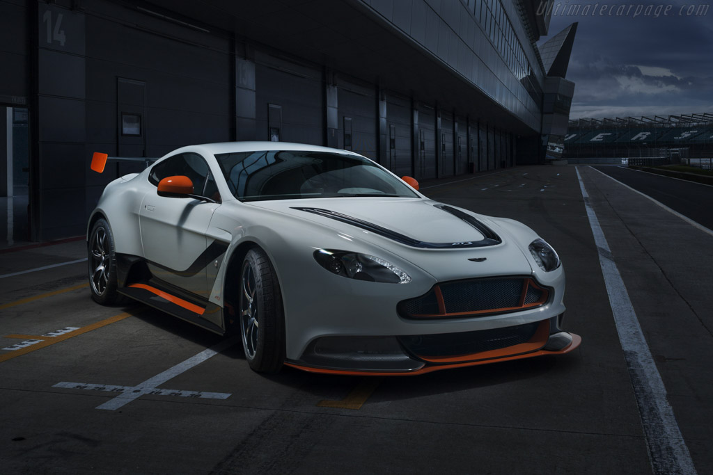 Click here to open the Aston Martin V12 Vantage GT3 Special Edition gallery