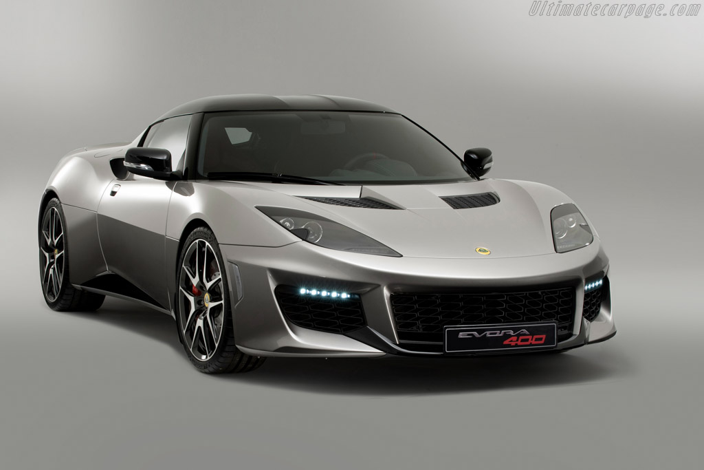 Click here to open the Lotus Evora 400 gallery