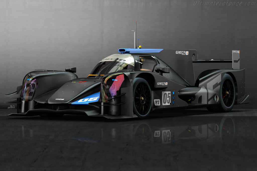 Click here to open the Oreca 05 Nissan gallery