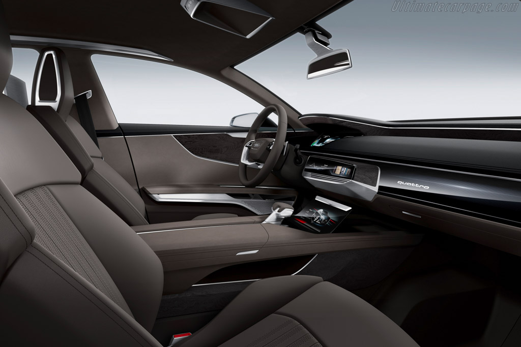 Audi Prologue Avant Show Car