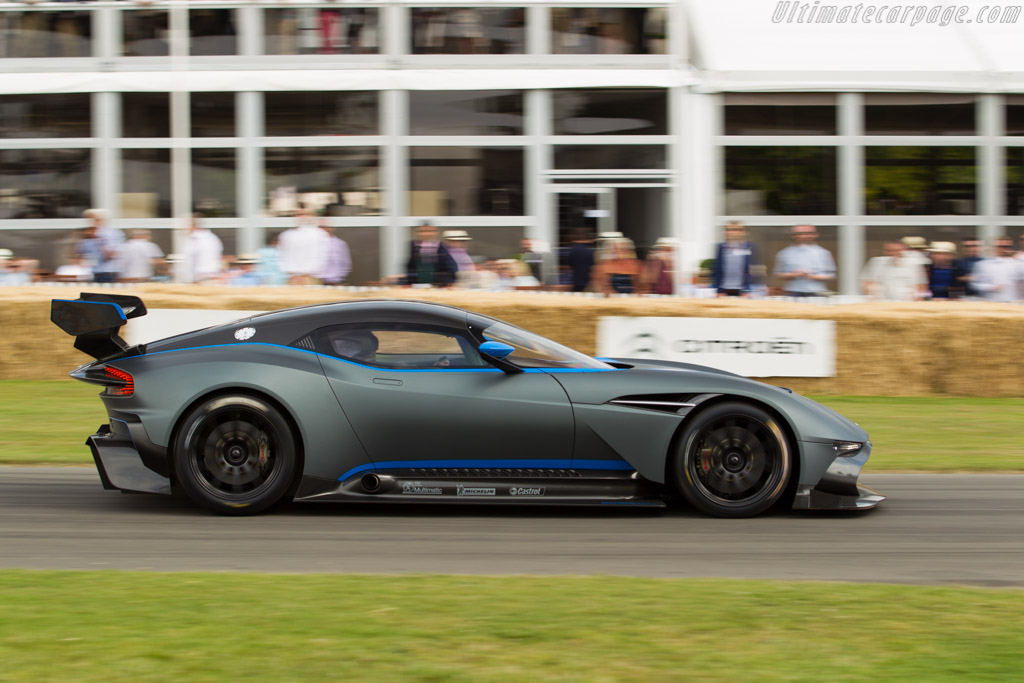Aston Martin Vulcan - Chassis: 1   - 2015 Goodwood Festival of Speed