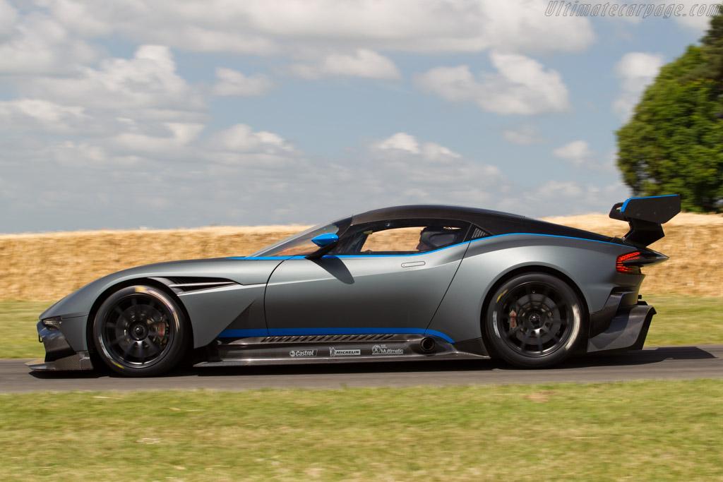 Aston Martin Vulcan - Chassis: 1 - 2015 Goodwood Festival ...