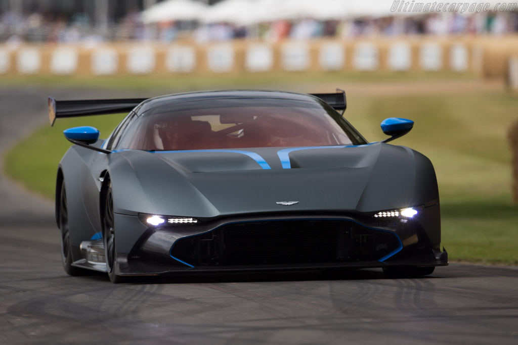 2015 Aston Martin Vulcan Images Specifications And