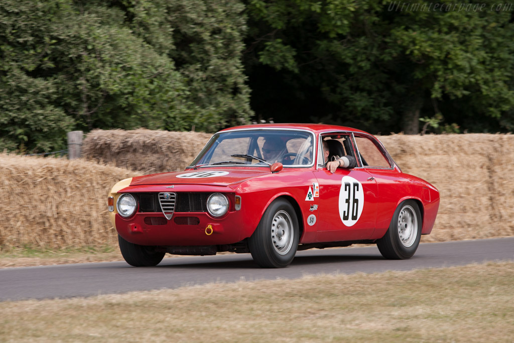 Alfa Romeo Giulia 1600 GTA Corsa - Chassis: AR613011   - 2010 Goodwood Festival of Speed