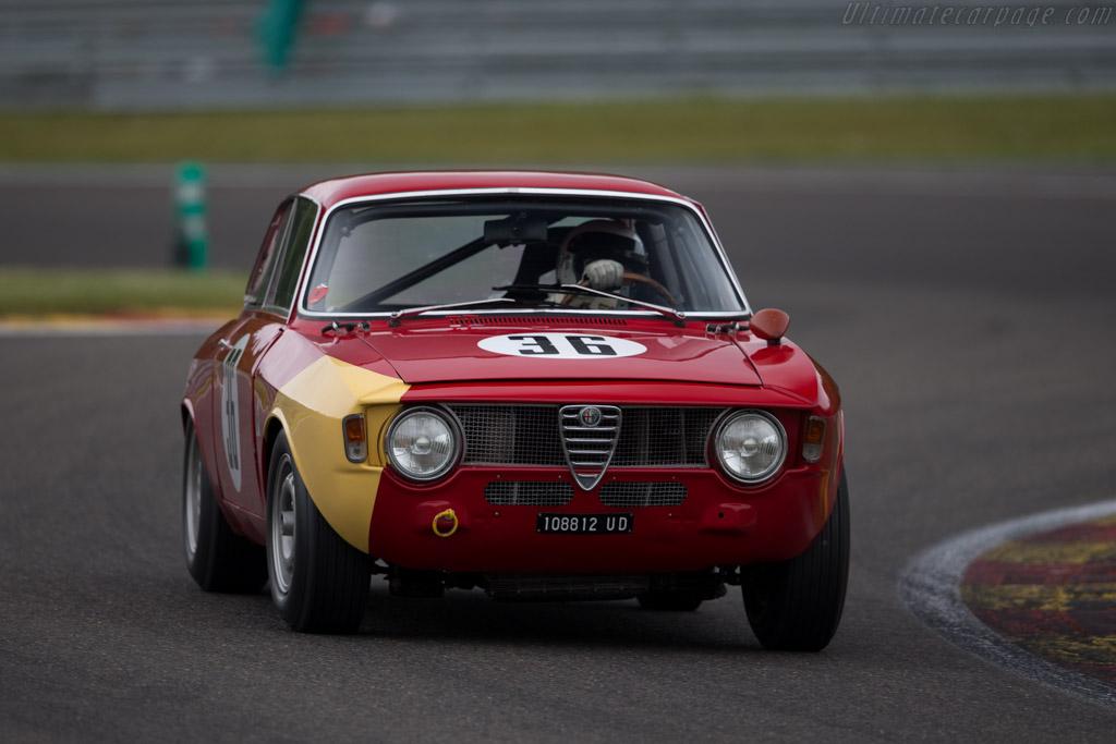 Alfa Romeo Giulia 1600 GTA Corsa - Chassis: AR613011   - 2015 Modena Trackdays