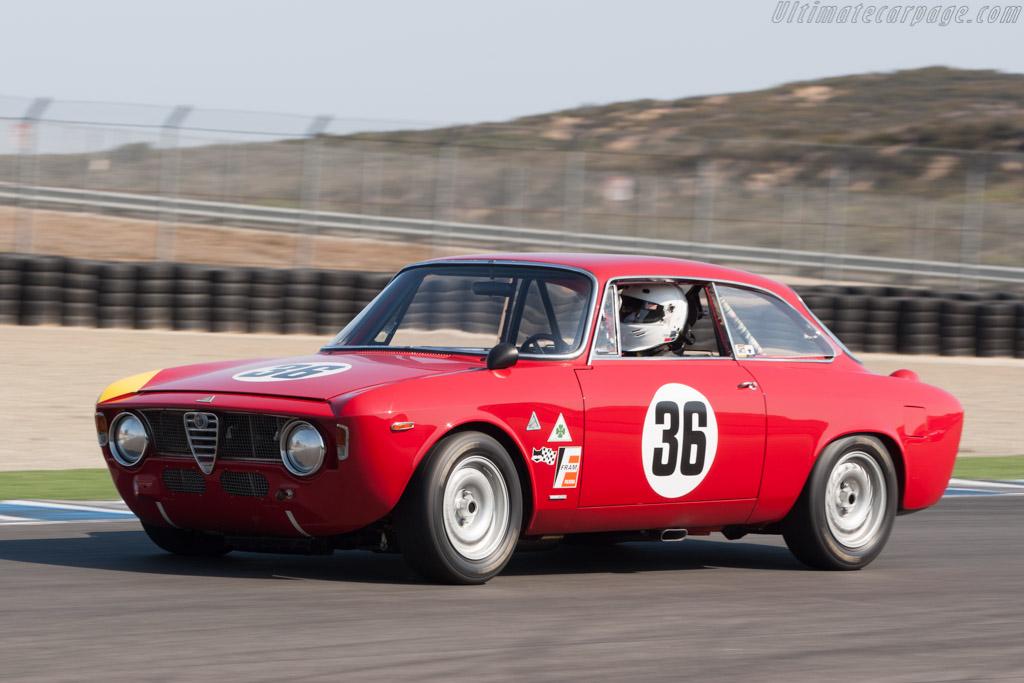 Alfa Romeo Giulia 1600 GTA Corsa - Chassis: AR613006   - 2009 Monterey Historic Automobile Races