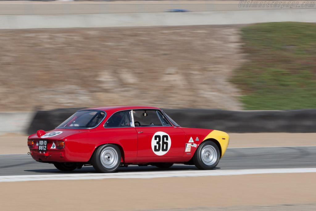 Alfa Romeo Giulia 1600 GTA Corsa - Chassis: AR613006   - 2013 Monterey Motorsports Reunion