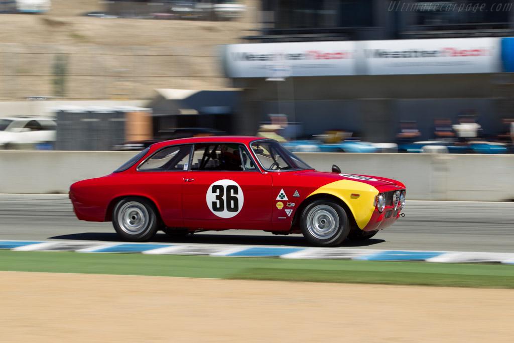 Alfa Romeo Giulia 1600 GTA Corsa - Chassis: AR613006   - 2015 Monterey Motorsports Reunion