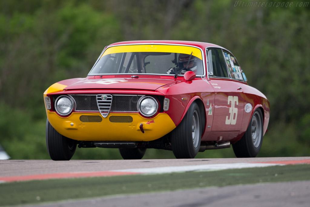 Alfa Romeo Giulia 1600 GTA Corsa - Chassis: AR613056   - 2016 Grand Prix de l'Age d'Or