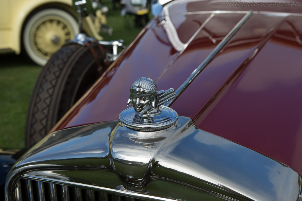 Stutz DV-32 Boat Tail Speedster - Chassis: DV-28-1285   - 2014 The Quail, a Motorsports Gathering