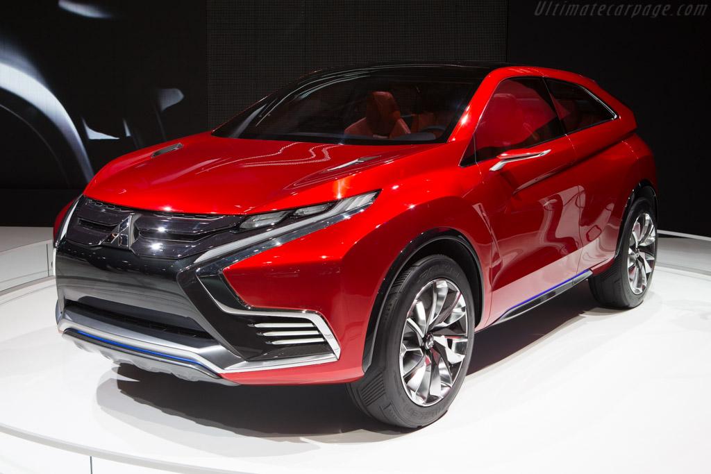 Mitsubishi Concept XR-PHEV II    - 2015 Geneva International Motor Show