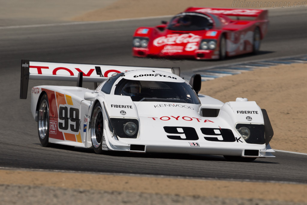 Toyota Eagle GTP Mk II - Chassis: 89T004   - 2017 Monterey Motorsports Reunion