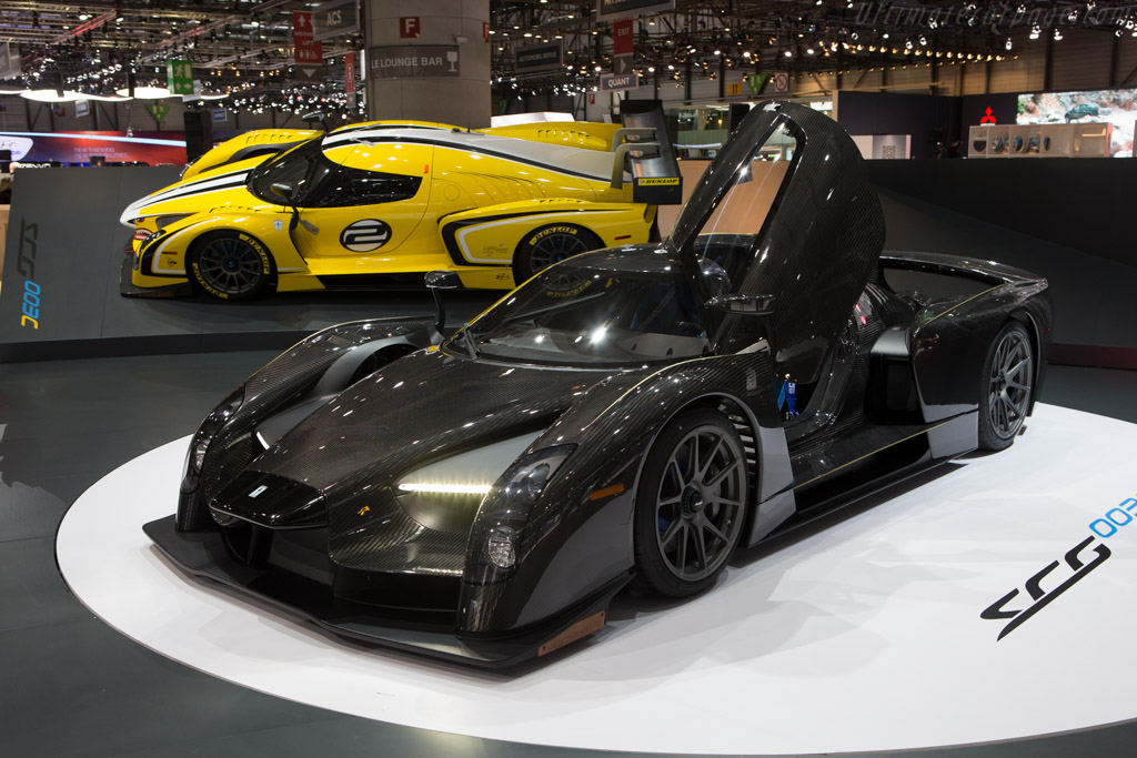 SCG 003S - Chassis: 003   - 2015 Geneva International Motor Show