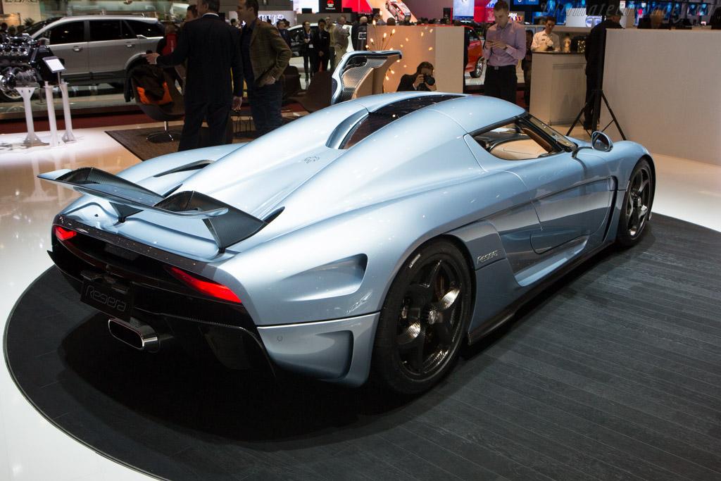 Koenigsegg Regera - Chassis: 7114   - 2015 Geneva International Motor Show