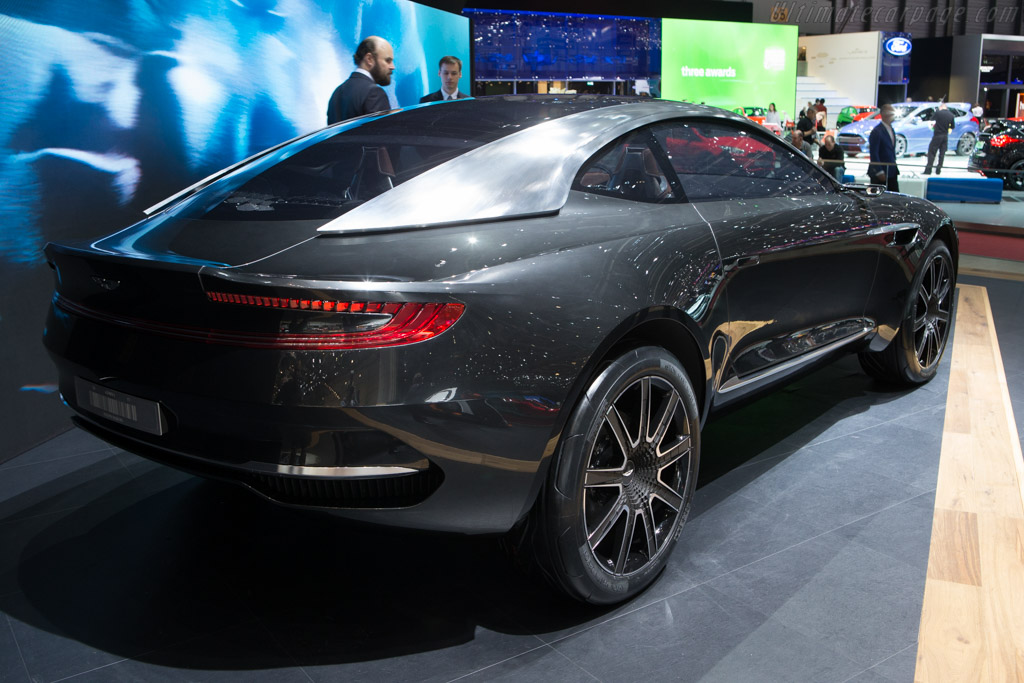 Aston Martin DBX Concept    - 2015 Geneva International Motor Show