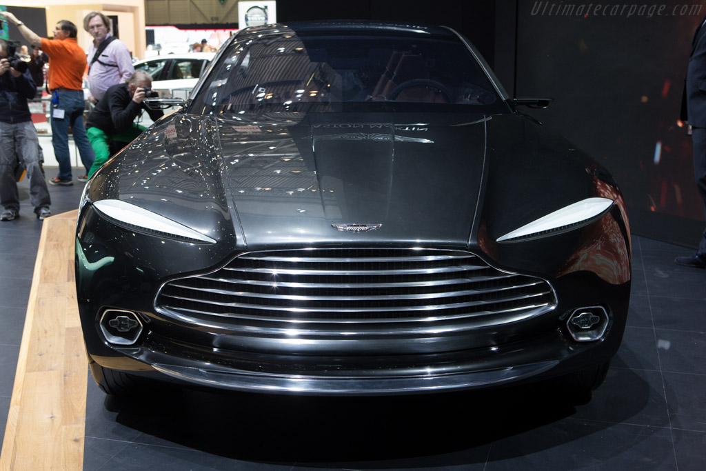 Aston Martin DBX Concept    - 2015 Geneva International Motor Show