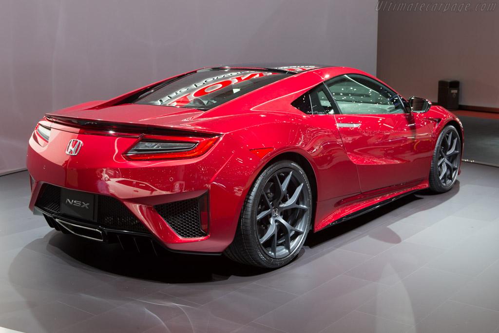 Honda NSX    - 2015 Geneva International Motor Show