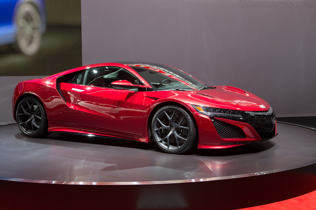 Honda NSX    - 2015 Geneva International Motor Show