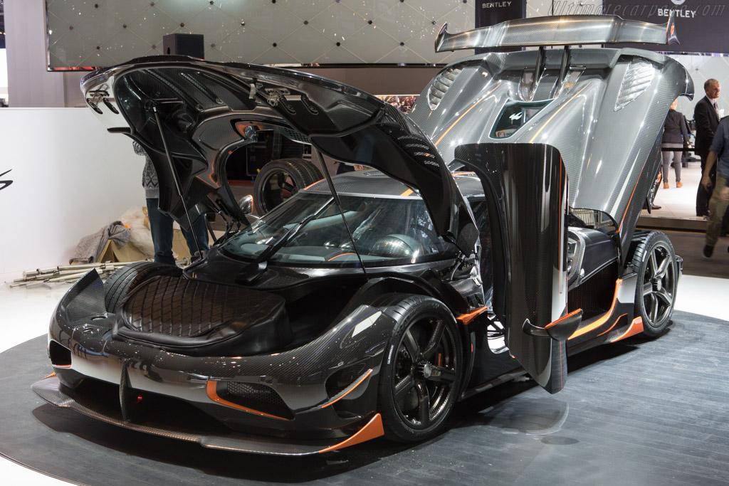 Koenigsegg Agera RS - Chassis: 7115   - 2015 Geneva International Motor Show