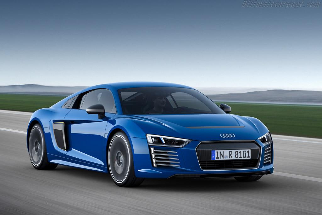 Audi R8 e-tron