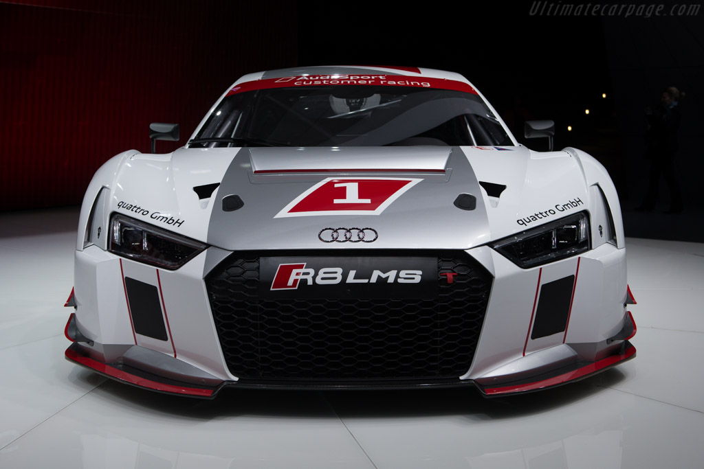 Audi R8 LMS    - 2015 Geneva International Motor Show
