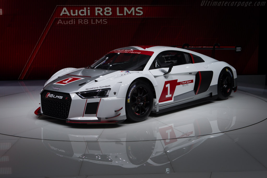 2015 2018 Audi R8 Lms Images Specifications And