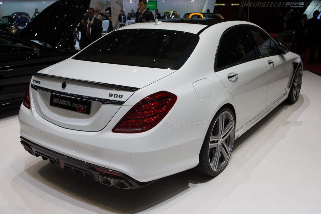 Brabus Rocket 900    - 2015 Geneva International Motor Show