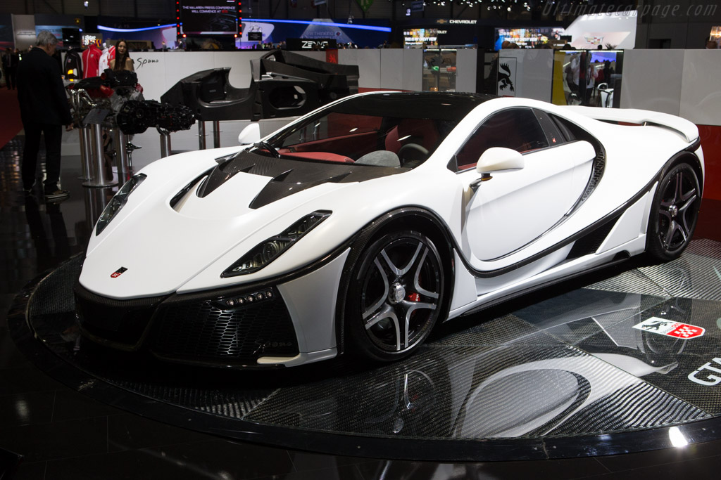 Click here to open the GTA Spano gallery