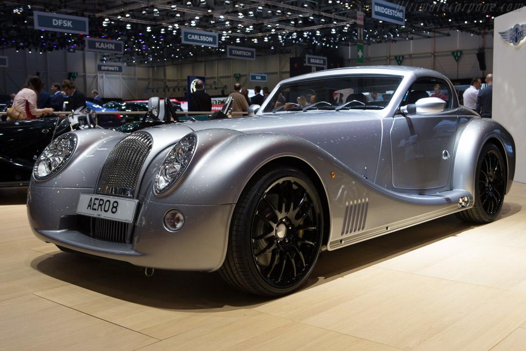 Morgan Aero 8 2015 Geneva International Motor Show