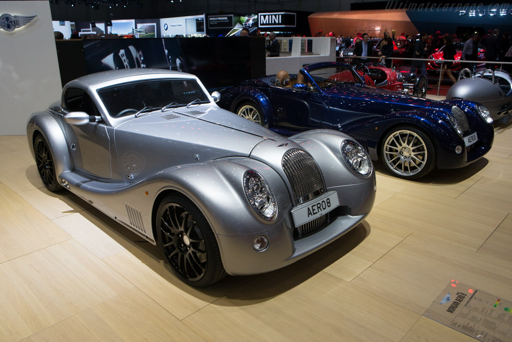 Morgan Aero 8    - 2015 Geneva International Motor Show