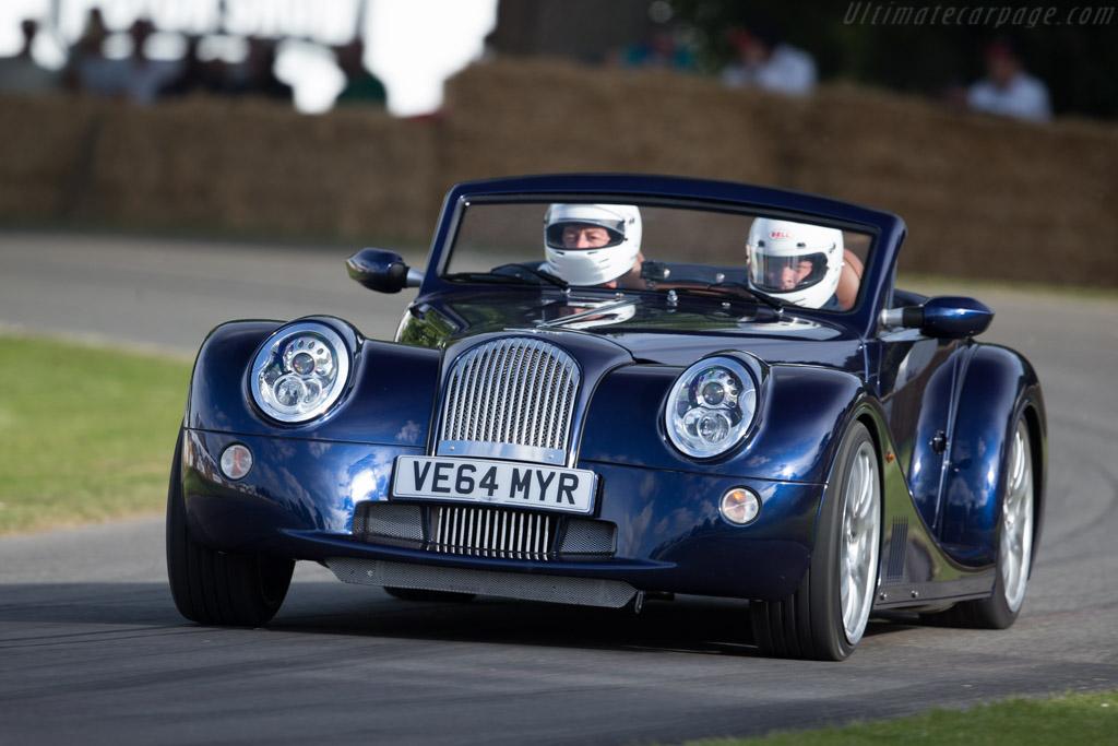 Morgan Aero 8    - 2015 Goodwood Festival of Speed
