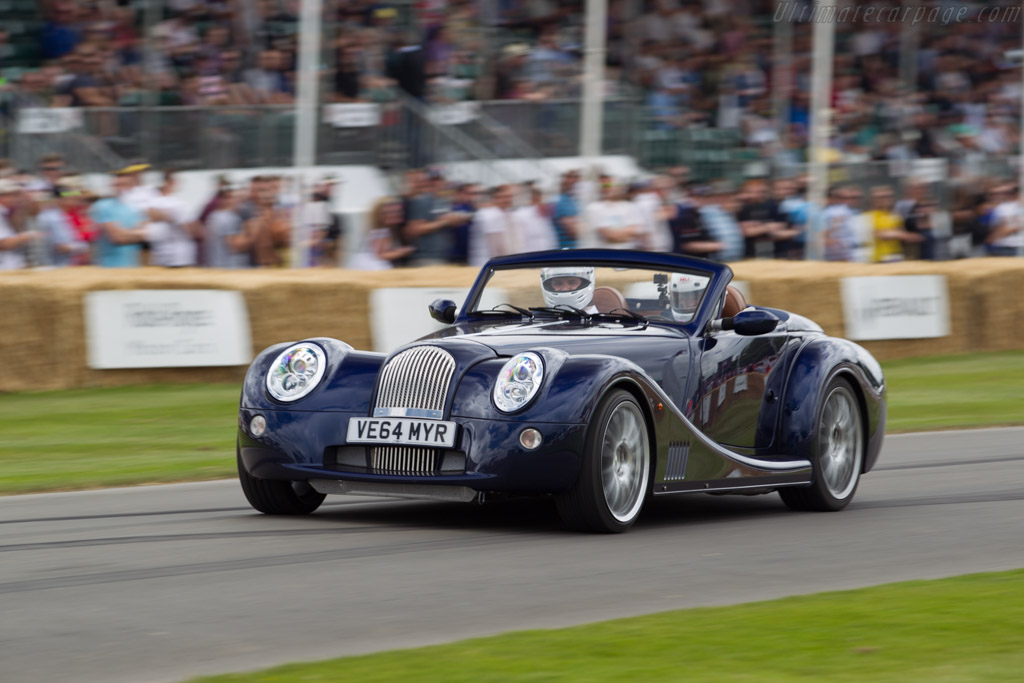 Morgan Aero 8    - 2015 Goodwood Festival of Speed