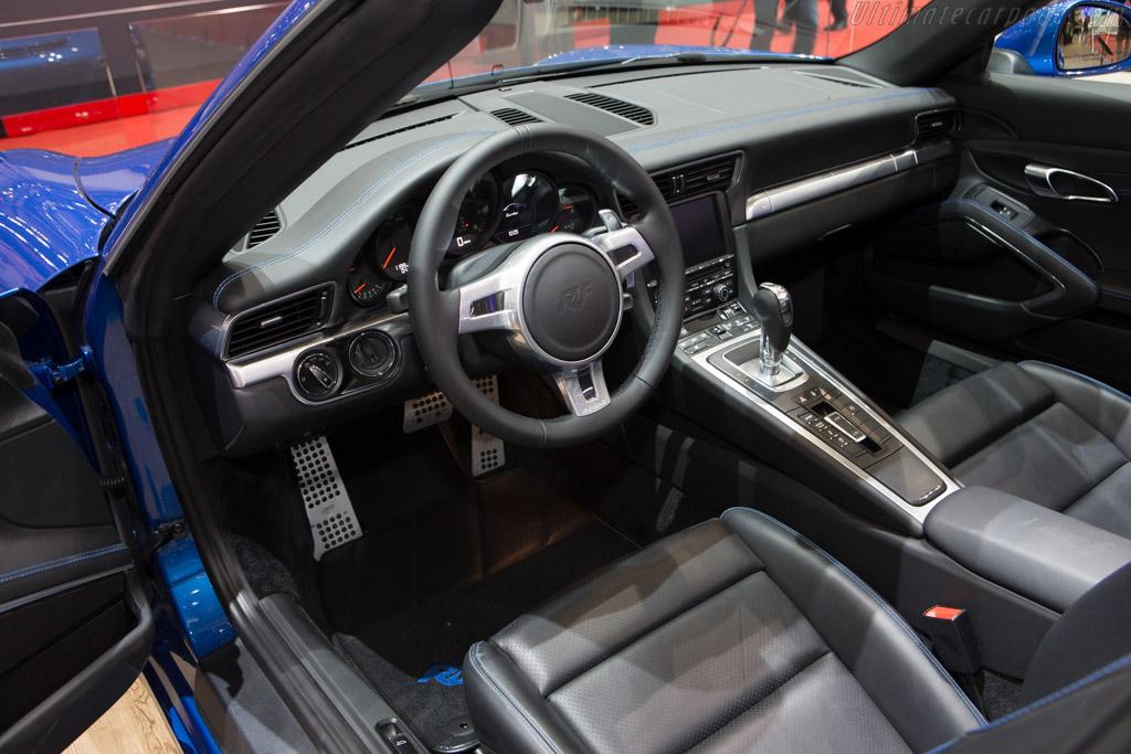 RUF Turbo Florio    - 2015 Geneva International Motor Show