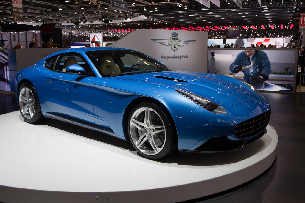 Click here to open the Touring Berlinetta Lusso gallery