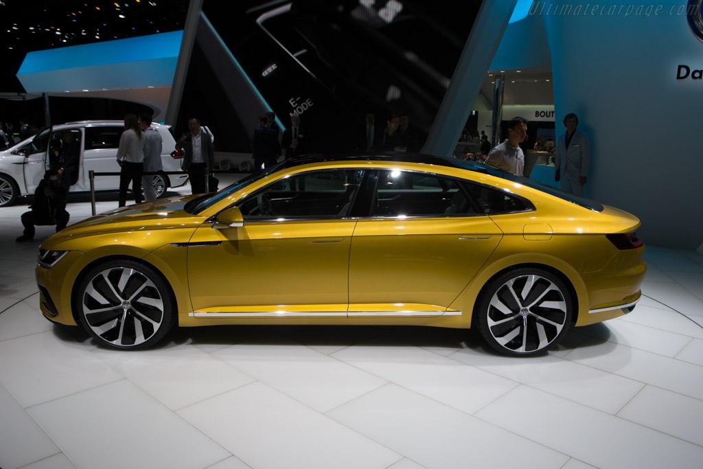 Volkswagen Sport Coupé Concept GTE    - 2015 Geneva International Motor Show