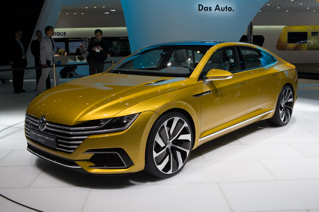 Click here to open the Volkswagen Sport Coupé Concept GTE gallery