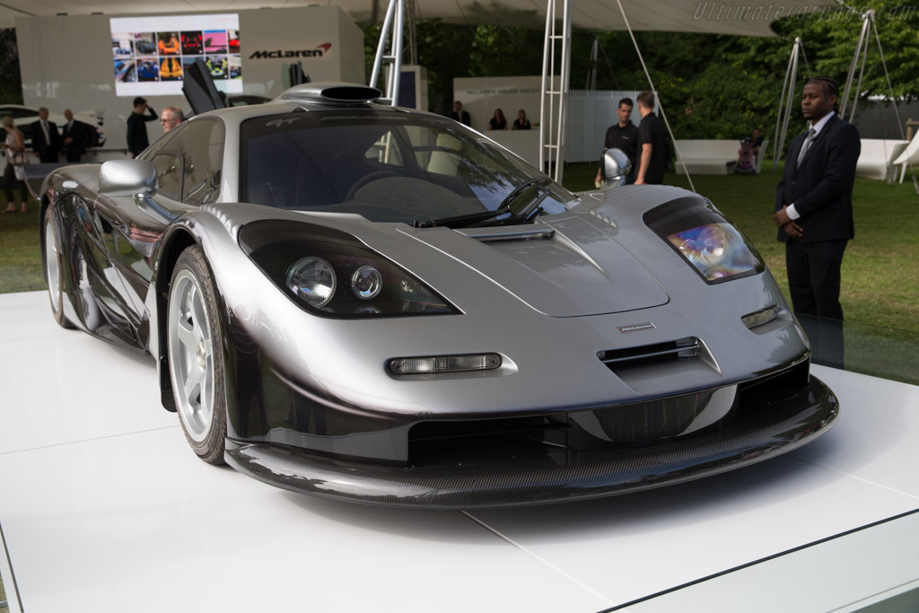 1997 mclaren f1 gt chassis ultimatecarpagecom